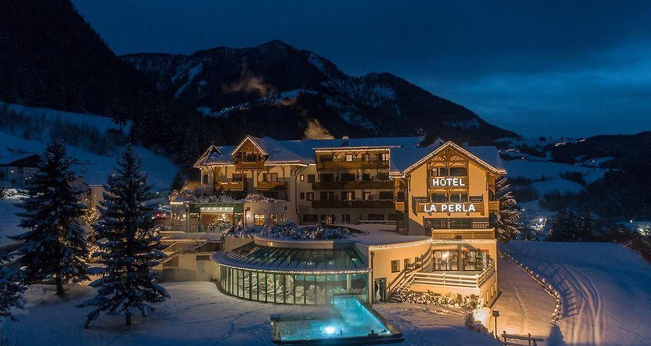 Alpin & Vital Hotel La Perla Ortisei